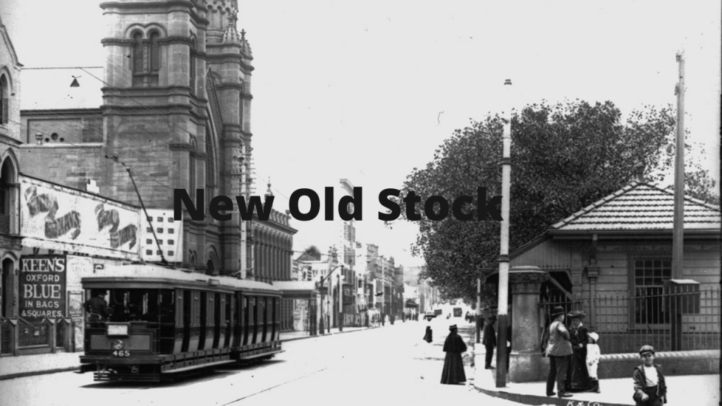 new old stock vintage photos