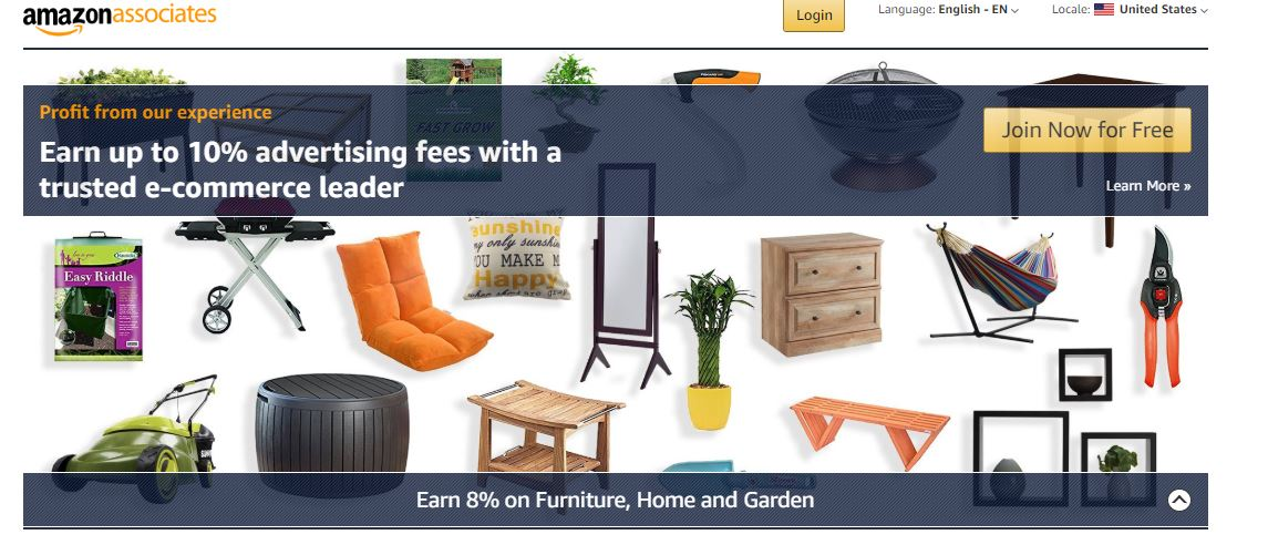 Amazon affiliate sign up | Affiliate Program In Amazon: Everything You Need To Know
